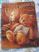 Painter's Home Companion Gift Book Shirley Wilson Jean Myers~ Cute Whimsical Art