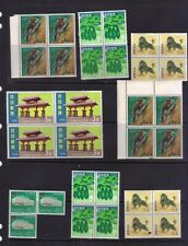 stamps  Japan Ryukyu Islands  sets and sigles  MNH see 2 scans