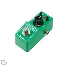Pedali verde per distorsioni e overdrive di chitarre