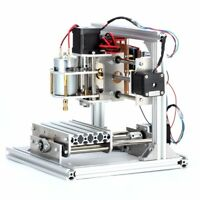 DIY CNC Router Kit 3 axes fraiseuse graveur USB Mill machine Engrave PCB Routeur