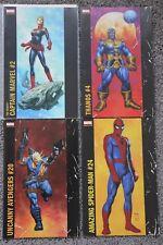 Captain Marvel 2, Thanos 4, Amazing Spider-man 24, Uncan Avengers 20  JUSKO Var.