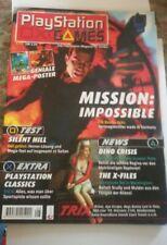 Heft Playstation Games 08/99 Super Zustand