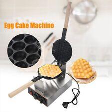 1.4KW Elettrico Macchina Waffle e Cialde Piastra Pancake Maker Antiaderente