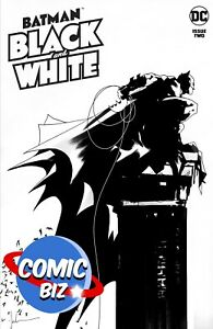 BATMAN BLACK & WHITE #2 (OF 6) (2021) 1ST PRINTING MAIN COVER DC COMICS ($5.99)