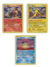 Pokémon TCG Sammelkarten 3'er Set - Entei Suicune Raikou Holo-Varianten  deutsch