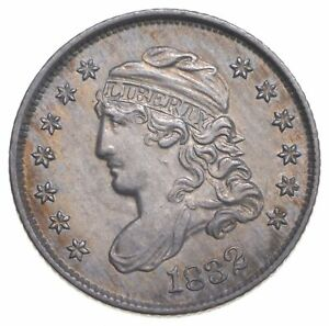 1832 Capped Bust Half Dime *2777