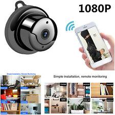1080P Wireless WiFi CCTV Indoor/Outdoor Mini IP Camera CAM Security IR