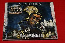 Sepultura Ratamahatta CD Rare EP BOB MARLEY 4 TRK 2 Demo Cuts Out Of Print  VG++