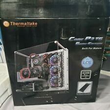 Thermaltake Core P3 Tempered Glass Snow Edition Computer Case (CA-1G4-00M6WN-05)