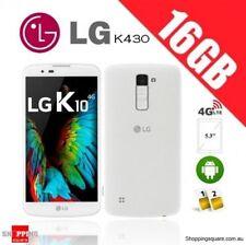 Teléfonos móviles libres blanco LG LG K10