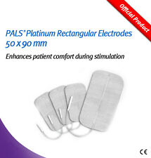 PALS Platinum Rectangular Electrodes 50x90mm with Multistick Gel - pack of 4