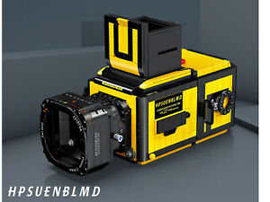 Building Blocks Model - Shaped like a certain Film Camera - BRAND NEW