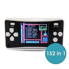 16 Bit Handheld Portable Video Game Console Classic Retro Arcade Gaming 152 in 1