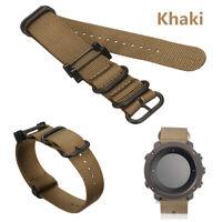 For Suunto Essential/Traverse/Core Wrist Band Strap Bracelet Replacement