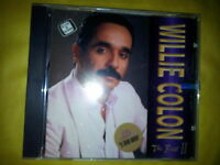 WILLIE COLON - THE BEST II (12 TRACKS). CD.