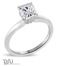 Cushion Engagement SI2 Fine Diamond Rings