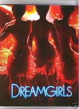 DREAMGIRLS(2006)JENNIFER HUDSON ORIGINAL  PROGRAM+