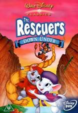 The Rescuers Down Under (DVD / Walt Disney 1990)