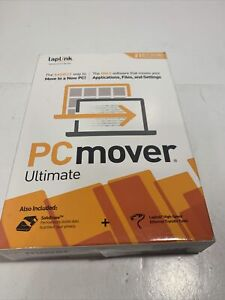 Laplink PCMover Ultimate for Windows 10, 8, 7, Vista, XP Transfer