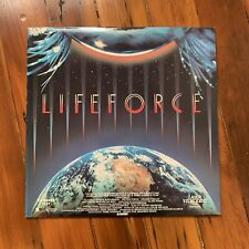 Lifeforce - Laserdisc