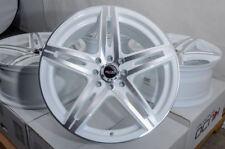 17 Wheels Fit Image Optima Rio Sephia Spectra Honda Civic Accord White Rim 4 Lug