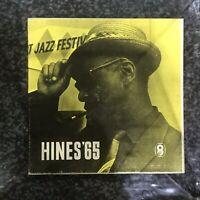 Jazz Original Pre-Recorded Reel to Reel Tape - Earl Hines '65
