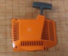 OEM recoil starter device assembly Husqvarna 503792502 336 338xpt 339xp 339xpt