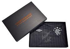 Andy Goram Signed Shirt Autograph Rangers New Inscription COA PROOF Gift Box