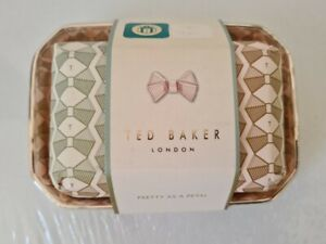 Ted Baker Pretty As Petal Soap With Dish 260g New Sealed Gift FREE FAST P&P