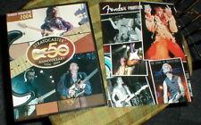 2004 2005 FENDER GUITAR BASS AMPLIFIER  INFORMATION CATALOGUE ADVERTISEMENT
