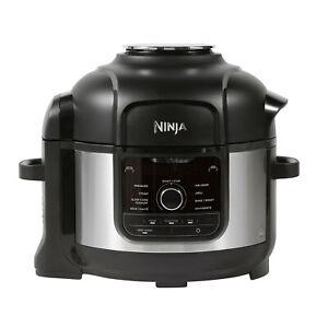 Ninja Foodi 9-in-1 Multi-Cooker 6L OP350UK