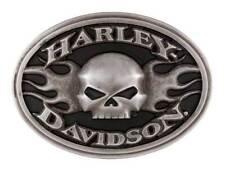 Harley-Davidson Roaring Flames Gürtelschnalle