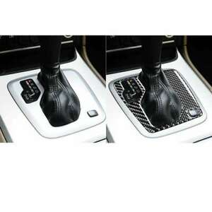 For Volvo XC90 2003-2014 LHD Car Accessories Gear Shift Knob Panel Cover Trim