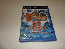 PlayStation 2   Age of Empires II: The Age of Kings