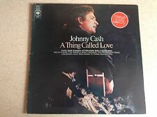 Johnny Cash - A Thing Called Love LP