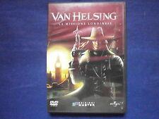 VAN HELSING - CARTONE ANIMATO IN DVD ORIGINALE - visitate COMPRO FUMETTI SHOP