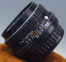 Pentax 20mm f4 SMC-M  K-mount, manual Focus Lens (welton)