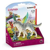 Schleich Lykos, Nugur & Piuh Bayala Fantasy Figure 70710 NEW IN STOCK