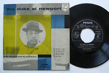 "7"" EP Duke Ellington - At Newport - VG++ Philips 429302 BE - Take The A Train"