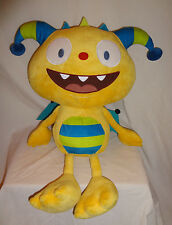 "DISNEY JUNIOR  HENRY HUGGLEMONSTER  HENRY 22"" PLUSH"