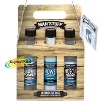 Technic Man Stuff Ultimate 6 Pack Bath/Body Xmas Toiletry Gift Set For Him