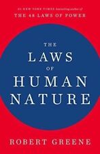 The Laws of Human Nature By Robert Greene (New Paperback book, 2018)
