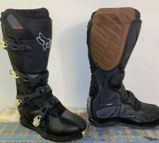 Fox Racing M5 Tracker BOOTS ADULT Size 8- EU 38  RIDING GEAR NWOB never Used