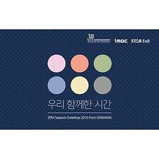 Korea Star Goods 2PM - 2016 Season's Greeting (K16CL26)