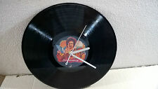 JIMI HENDRIX In the Beginning Vinyl lp Wall clock