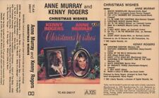 KENNY ROGERS and ANNE MURRAY Christmas Cassette 1981 20 tracks EX Cond.