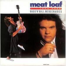 "Meat Loaf With John Parr - Rock'n'Roll Mercenaries - 7"" Vinyl Record Single"
