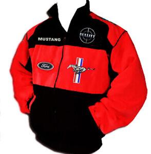 Ford Mustang Bullitt Jacket