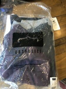 883 police 3 Pack T Shirts Small