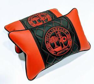 Mercedes, Maybach, AMG interior matching pillows in various colors